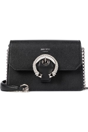 Jimmy Choo Madeline Small leather crossbody bag