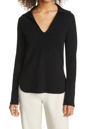 Vince Women's Polo Sweater