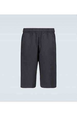 Acne Studios Frenemi Stamp drawstring shorts