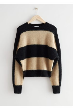 & OTHER STORIES Women Sweaters - Oversized Bat Wing Knit Jumper