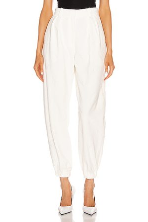 Alexander Wang All Over Embroidery Corduroy Sweatpant in