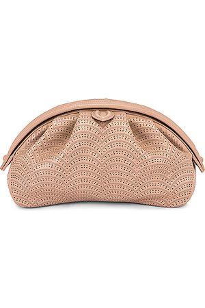 Alaïa Women Clutches - Samia 26 Leather Clutch
