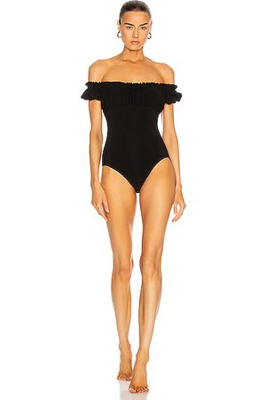 Norma Kamali Empire Jose Swimsuit in
