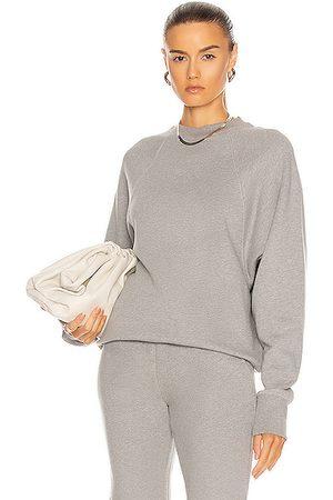 Marissa Webb So Uptight Drop Raglan French Terry Sweatshirt in