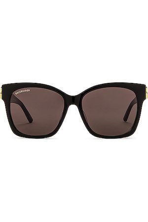 Balenciaga Square Vintage Sunglasses in