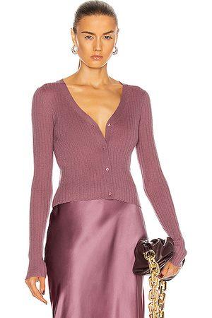 SABLYN Edan Cardigan in ,Purple