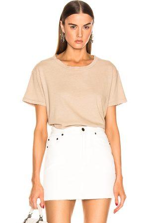 NILI LOTAN Brady T Shirt in Brown