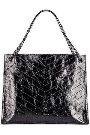 Saint Laurent Niki Monogramme Bag in