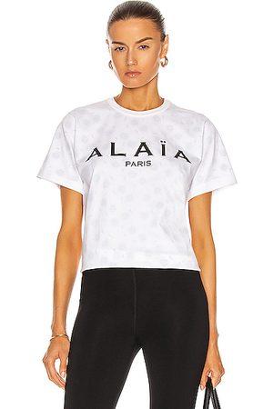 Alaïa Edition 2004 The ALA?A Jersey T Shirt