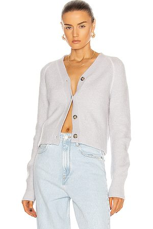 Acne Studios Cropped Cardigan in