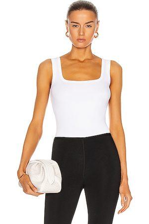 Alaïa Sleeveless Bodysuit in