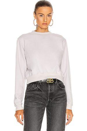 Cotton Citizen Milan Crew Neck Sweatshirt in