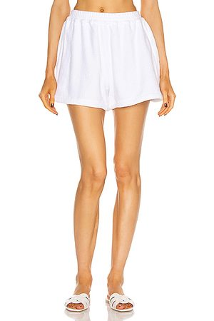 TERRY Cruise Short in White