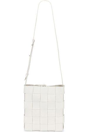 Bottega Veneta Small Intreccio Crossbody Bag in