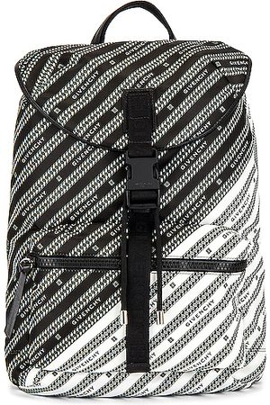 Givenchy Light 3 Backpack in Abstract, ,Stripes