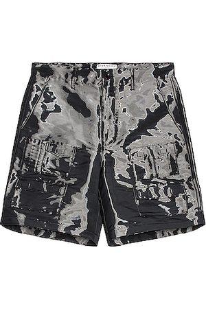 Givenchy Men Shorts - Multipocket Shorts in