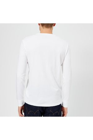 Polo Ralph Lauren Men's Long Sleeve Basic Cotton Top