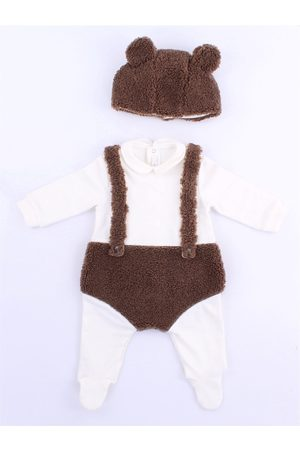 Il gufo Overalls and cotton elastane