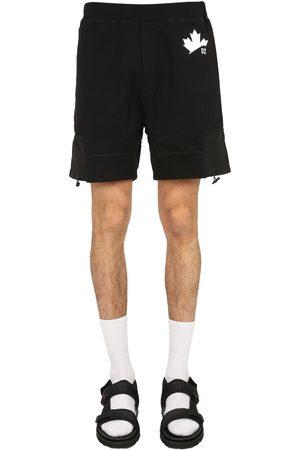 Dsquared2 Shorts in felpa
