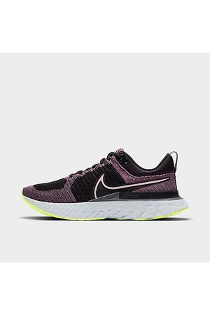 Nike Women Running - Women's React Infinity Run Flyknit 2 Running Shoes in / /Violet Dust Size 5.5