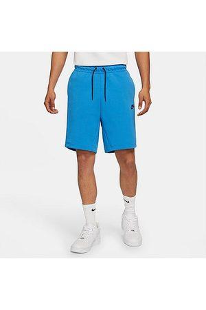 Nike Men's Sportswear Tech Fleece Shorts in /Light Photo Size Small Cotton/Polyester/Fleece