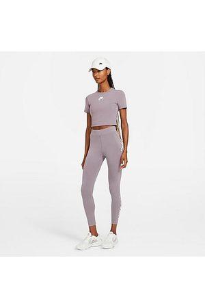 Nike Women's Sportswear Air Leggings in / Smoke Size X-Small Cotton/Polyester/Spandex