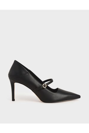 CHARLES & KEITH Mary Jane Stiletto Pumps
