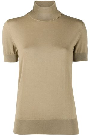 Dolce & Gabbana Roll-neck knitted top