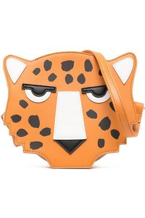 Stella McCartney Girls Bags - Cheetah shoulder bag