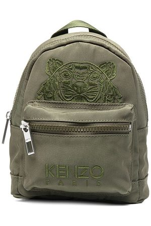 Kenzo Kampus tiger-motif mini backpack