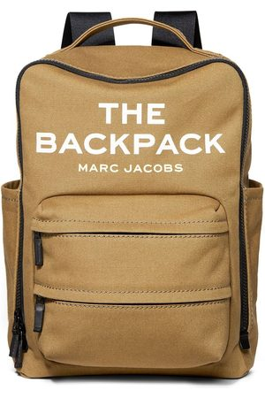 Marc Jacobs Logo-print backpack
