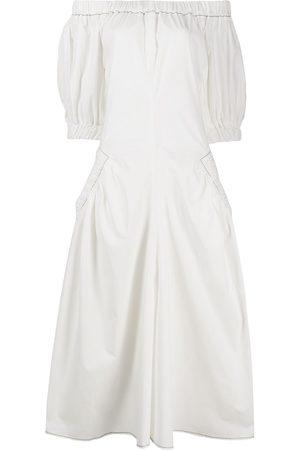 Rejina Pyo Off-shoulder flared dress