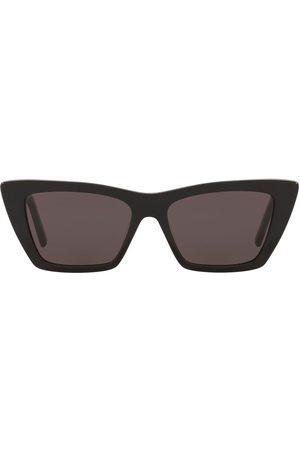 Saint Laurent Cat-eye frame tinted sunglasses