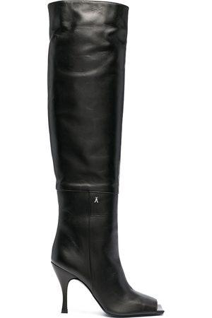 Patrizia Pepe Peep-toe heeled boots