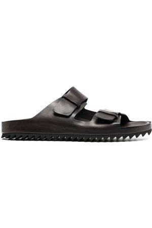 Officine creative Agora double strap sandals