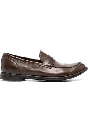Officine creative Anatomia 71 loafers - Neutrals