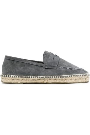 MANEBI Hamptons loafers - Grey
