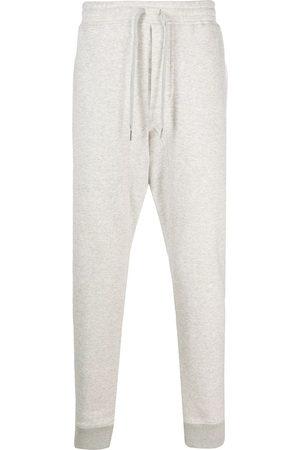 Tom Ford Drawstring-waist track pants - Grey