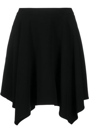 Stella McCartney Draped asymmetric skirt