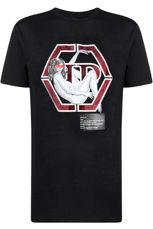Philipp Plein Logo-print short-sleeve T-shirt