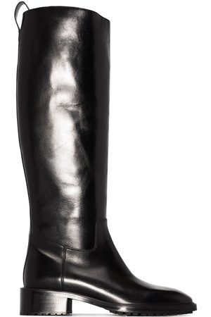 Aeyde Tammy 40mm knee-high boots