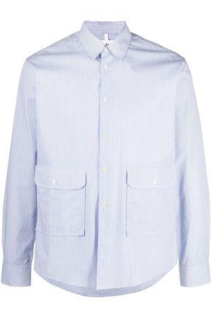 Soulland Niel organic cotton shirt