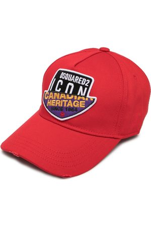 Dsquared2 Split patch baseball cap
