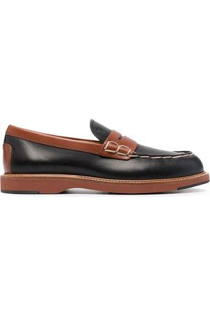 Tod's Two-tone loafers