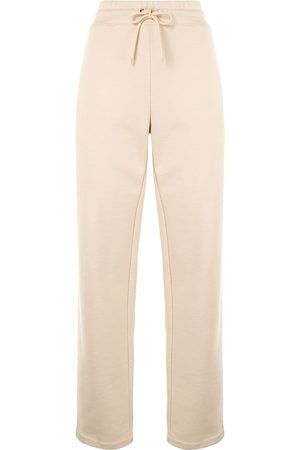 DION LEE Straight leg track pants