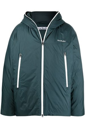 Acne Studios Hooded padded jacket
