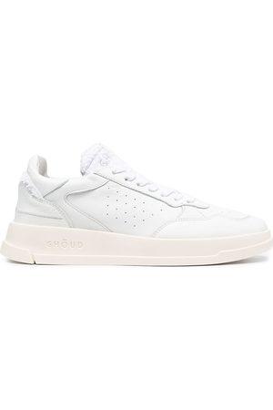 Ghoud Panelled low-top sneakers