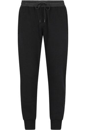 Dolce & Gabbana Logo-print tapered-leg track pants