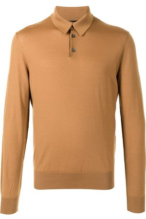 Dolce & Gabbana Long-sleeve polo shirt