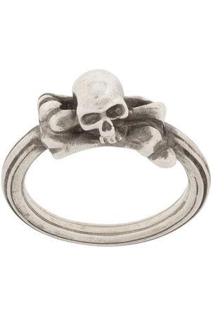 WERKSTATT:MÜNCHEN Rings - Symbol Skull ring